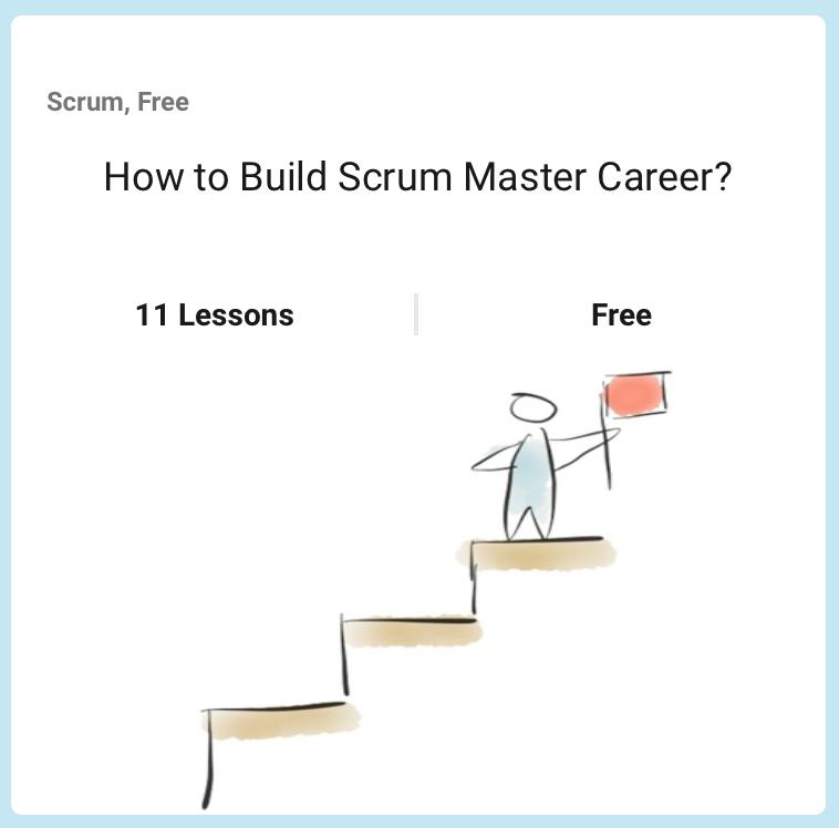 Scrum Master Career