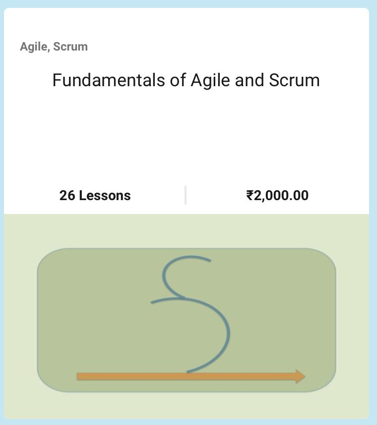 Agile and Scrum